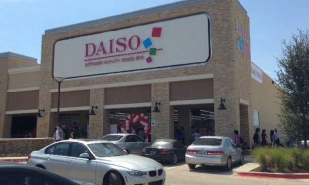 Daiso Carrollton: Japanese Dollar Store Creates Amusement Park for the Eyes