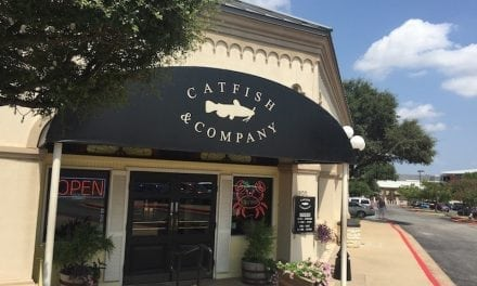 When is the last time that you had some catfish?