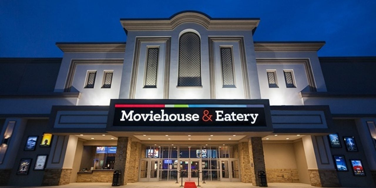 Movie House & Eatery Delivers <br>Luxury Experience