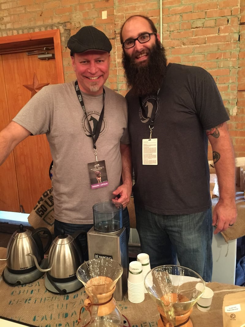 Noble Coyote coffee Chefs For Farmers Culinary Village Gilleys Dallas