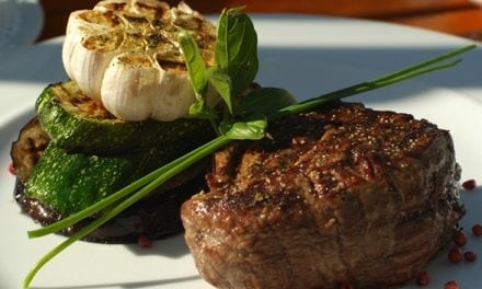Del Frisco's Steakhouse Delivers Quality, Quantity and Service