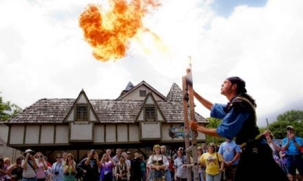 Scarborough Renaissance Festival Jousts Into 2017