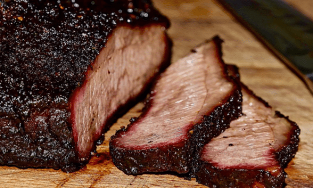 Brunch Shoutout: You're gorgeous, amazing and covered in bbq sauce!
