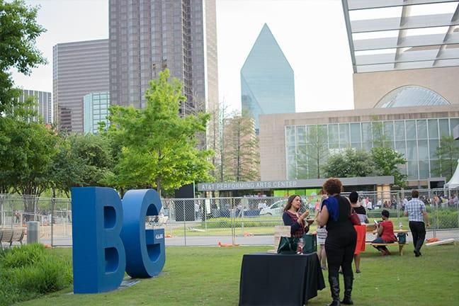 Dallas BIG skyline