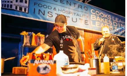 Just two days away, Iron Fork Chef Competition already heating up