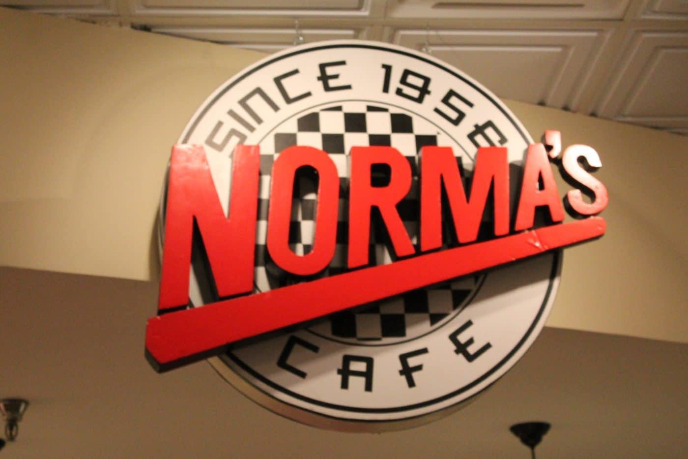 Dallas Norma's Cafe