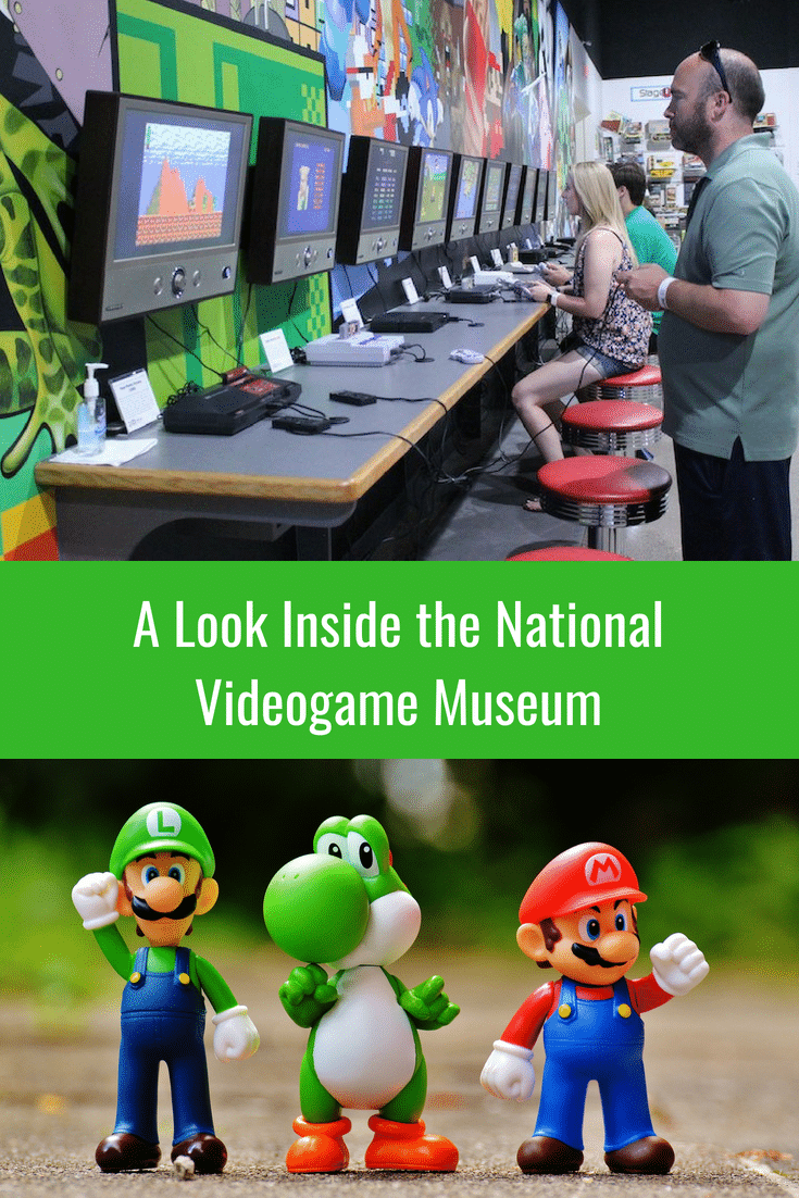 The National Videogame Museum does not fail in fully exhibiting the extensive history behind videogames. Located in Frisco, Texas it does not disappoint.