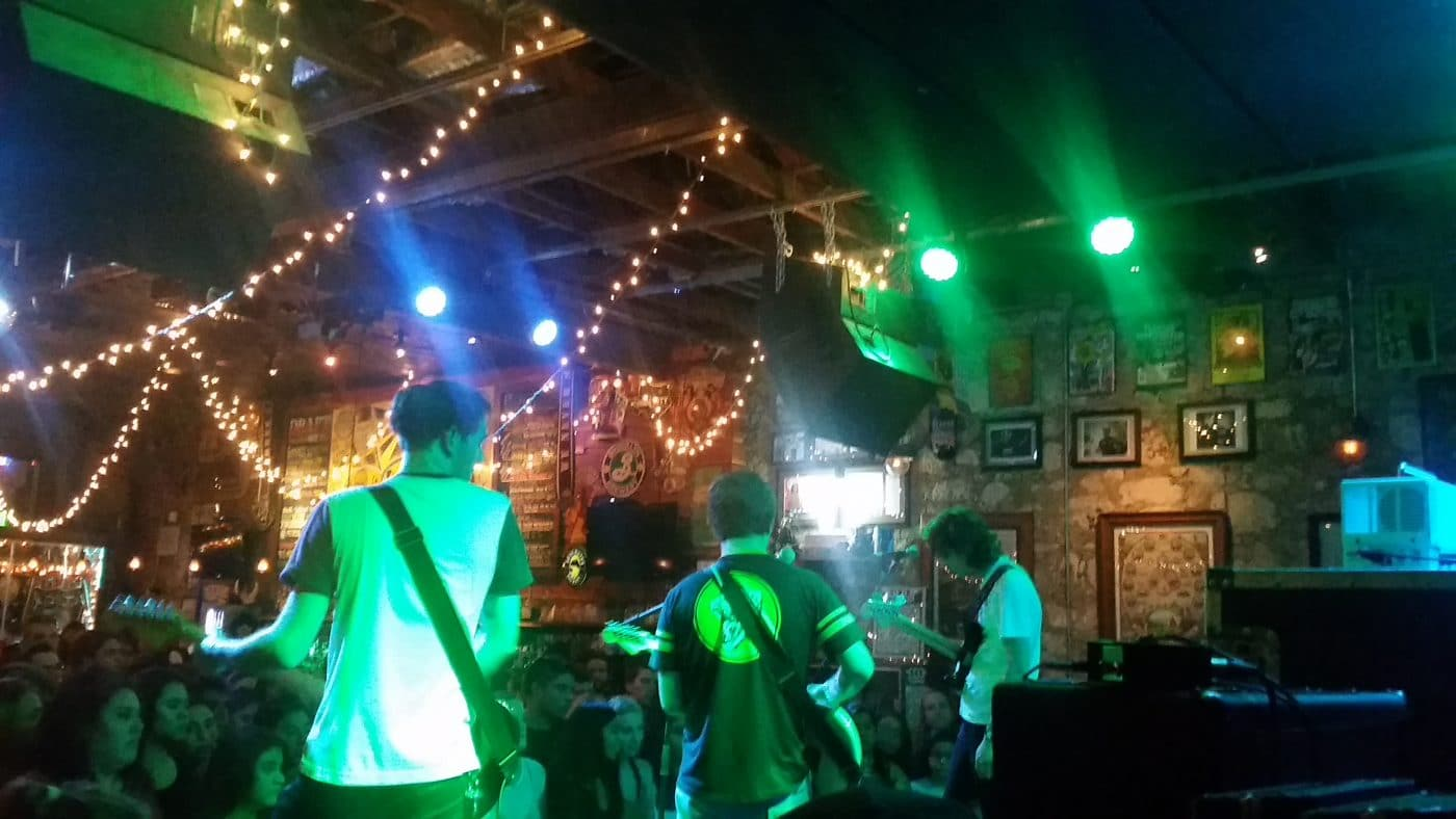 The Frights at Three Links