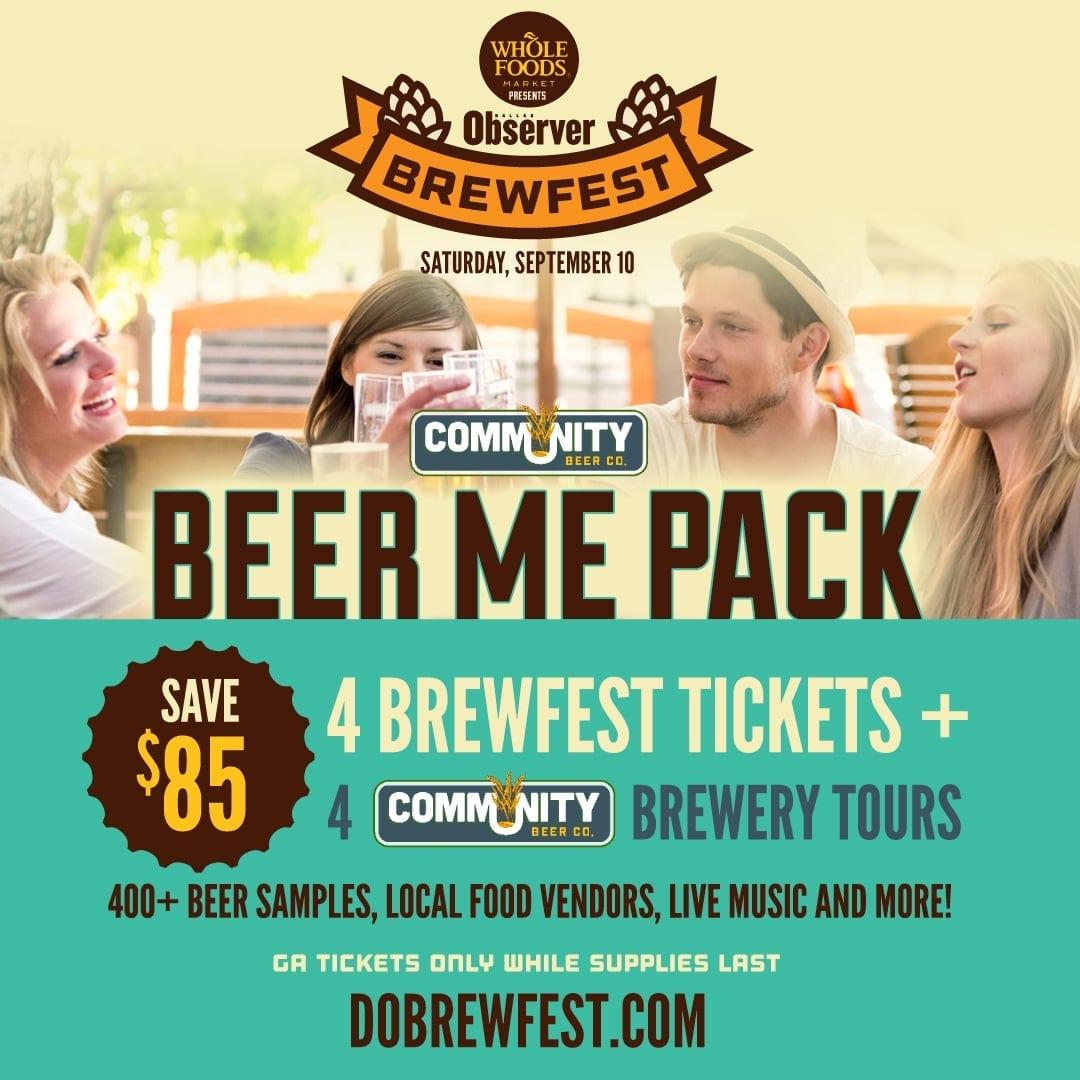 Dallas Brewfest 2016