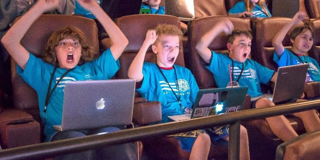 Big-Screen Gaming Comes to Plano and Fairview October 19