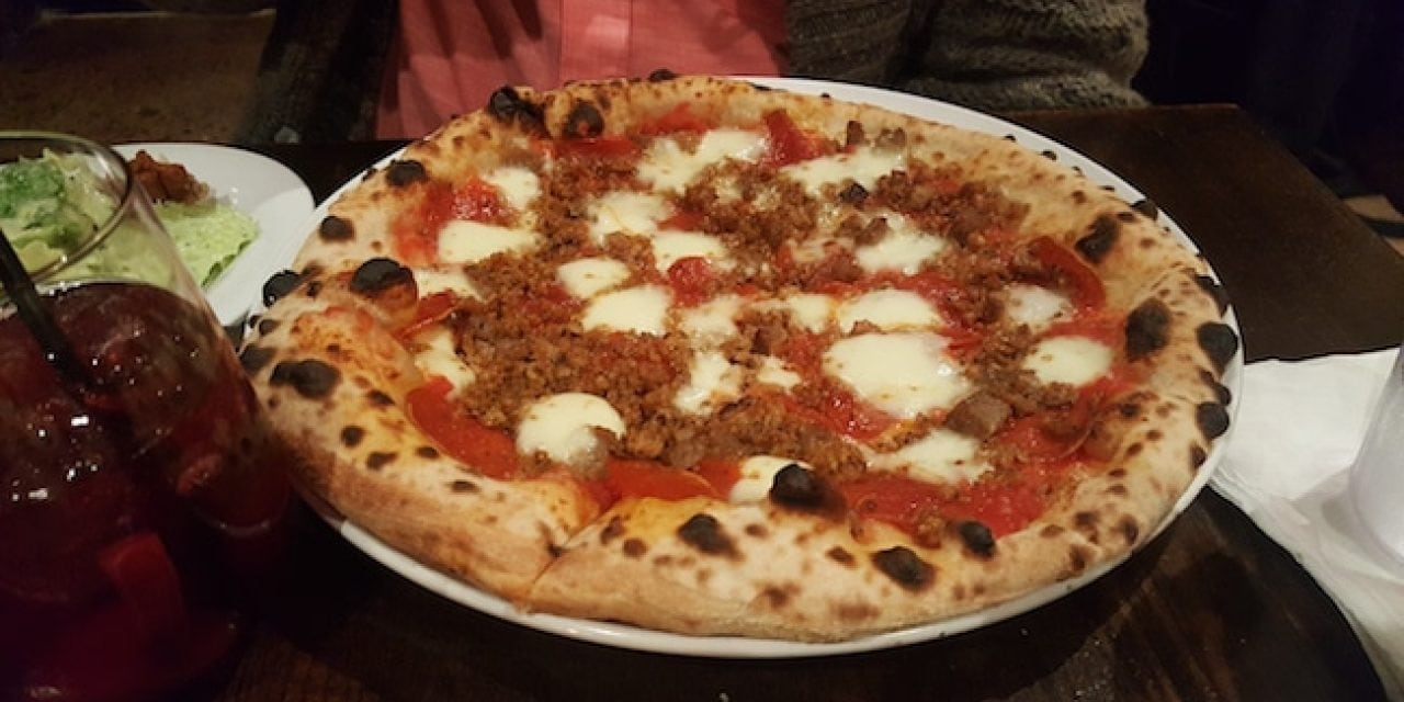 This Pizza Is Certifiable: Cavalli Pizza in McKinney