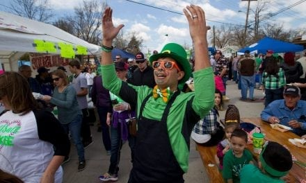 Weekend Whirlwind March 16-18: Paint The Town Green