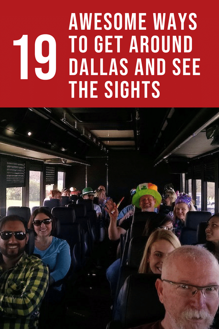 Ooo! There are so many fun ways to get around #DFW these days. Have you tried any of these? #DFW #FortWorth #Dallas