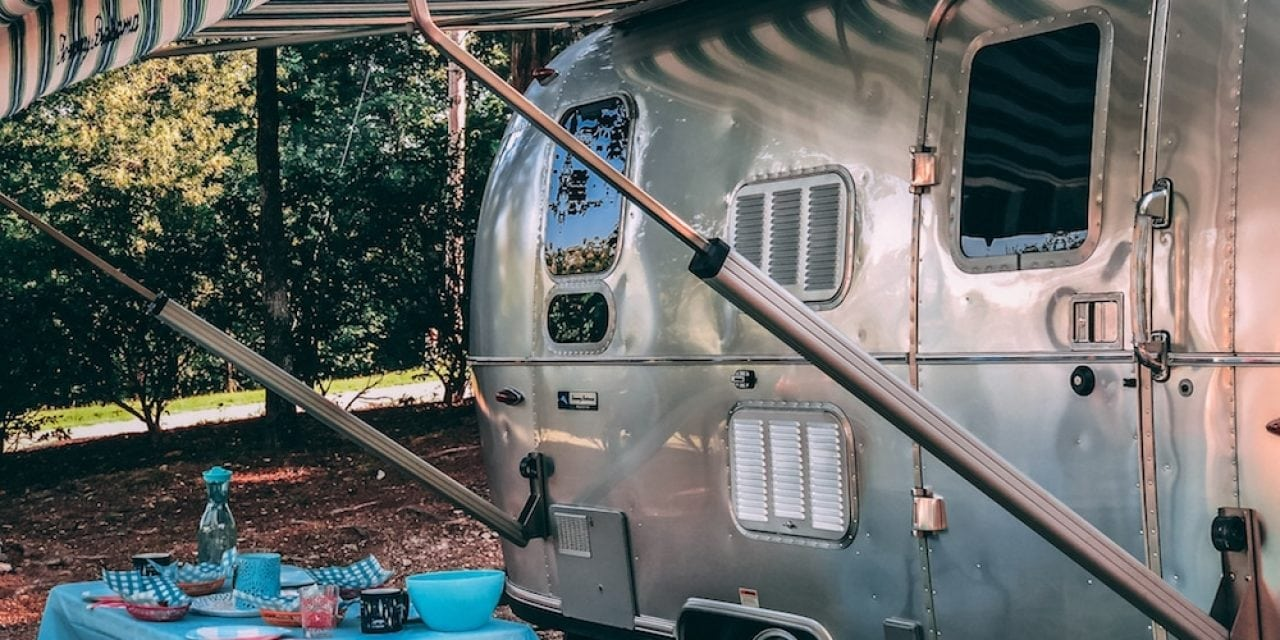 Our Travel Adventure: Headed to Hot Springs with Ford and Airstream