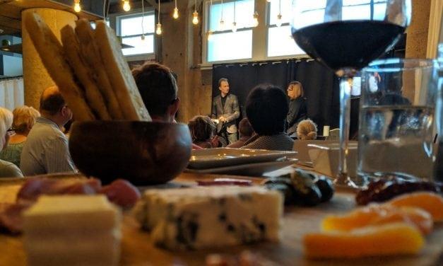A Little Wine, A Little Magic: Trigg Watson's Checkered Past