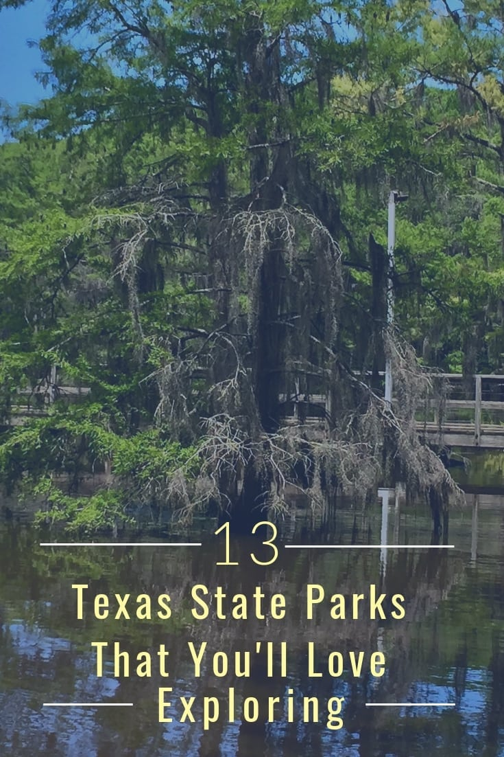 13 Texas State Parks to Explore That Aren't Too Far From Home