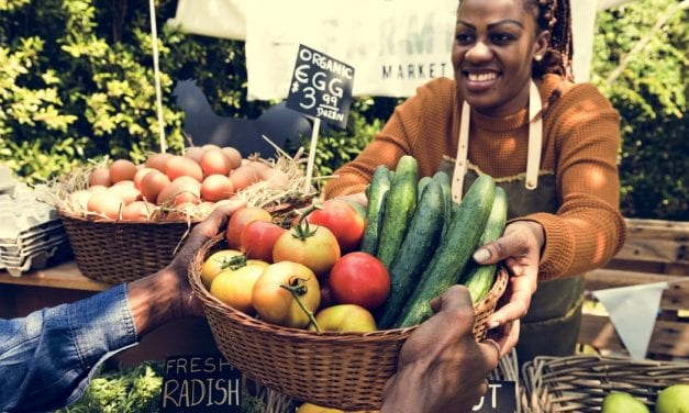 First Timers Guide to the Denton Community Market