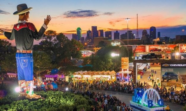 October 2018 List of Fun Things to Do in DFW