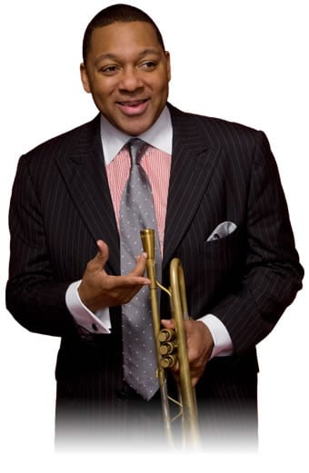 Wynton Marsalis with the DSO
