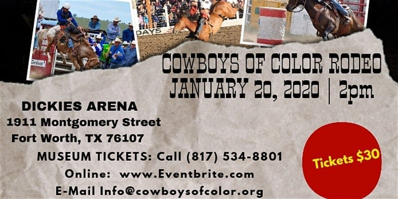 Cowboys Of Color Rodeo Fort Worth Funcity Stuff Dfw